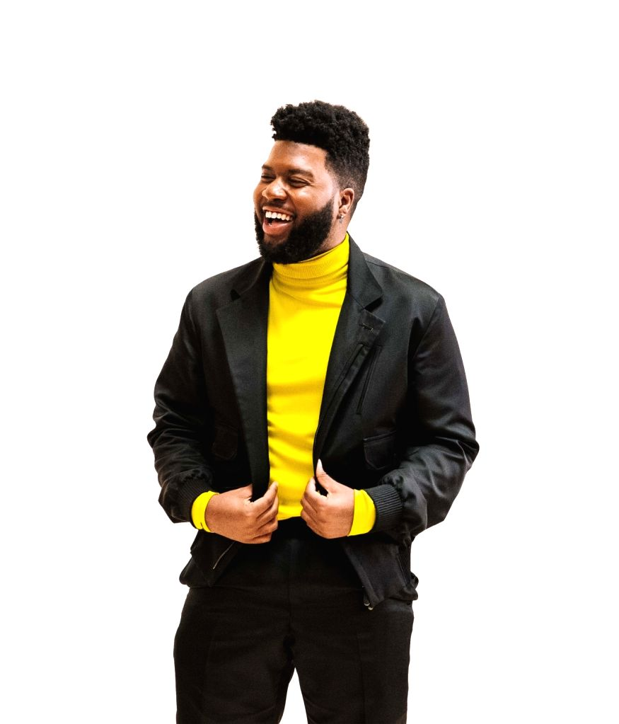 """Singer Khalid might just walk away with the record of the year Grammy for """"Talk"""" later this month. Before that, his fans can enjoy his new track """"Eleven"""". (Photo Credit: : Anthony Campusano)"""