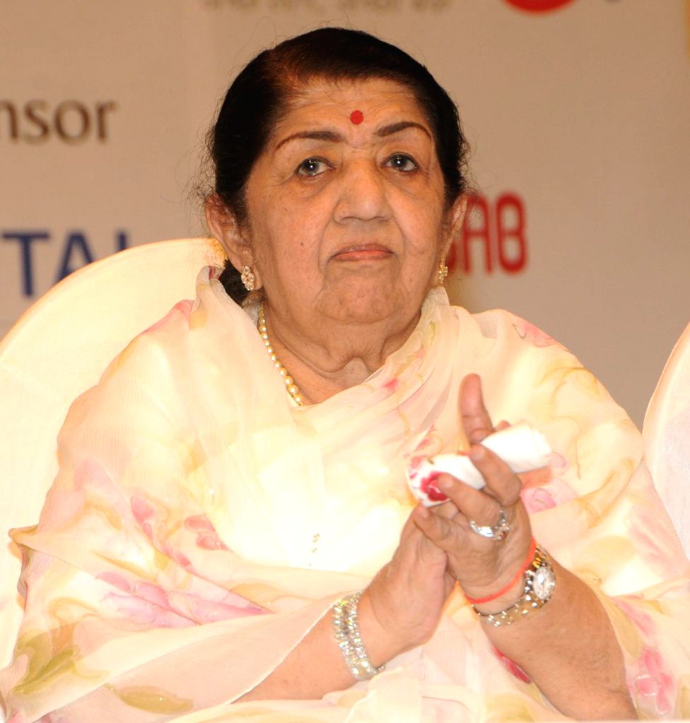 Singer Lata Mangeshkar. (File Photo: IANS)
