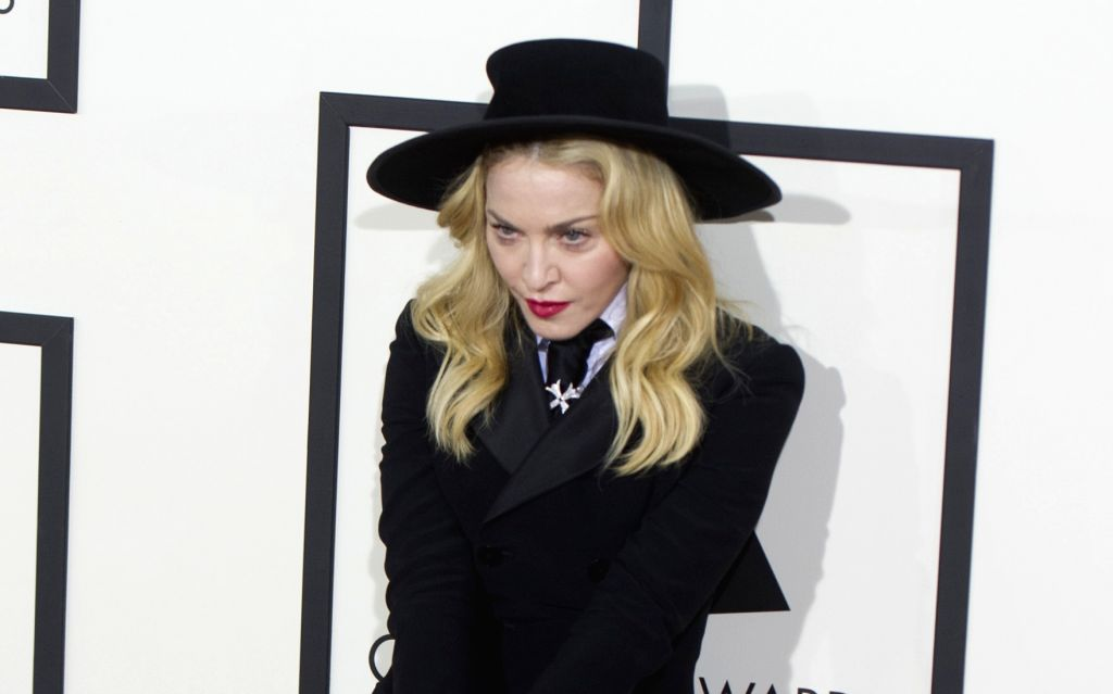 Singer Madonna. (File Photo: (Xinhua/Yang Lei/IANS)