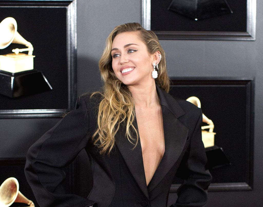 Singer Miley Cyrus.(File Photo: IANS)