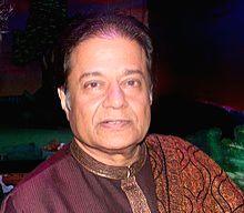 Singer-musician Anup Jalota.
