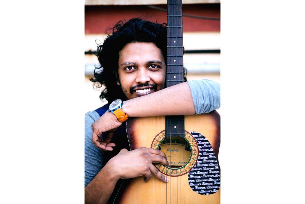 Singer Nakash Aziz.