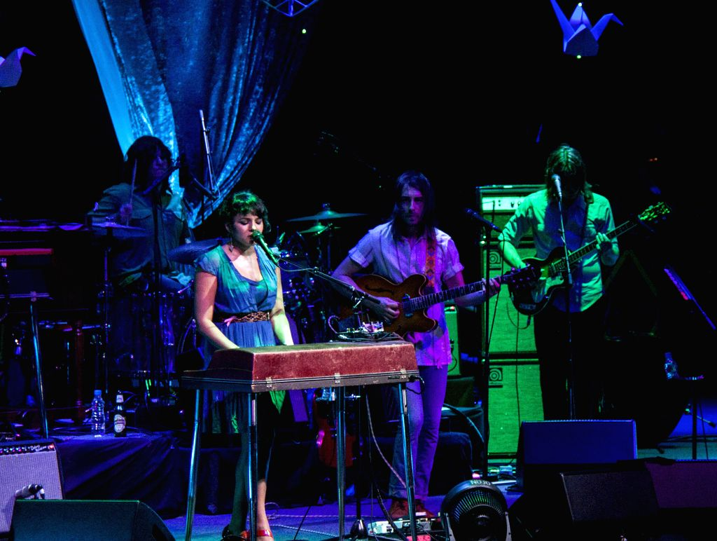 Singer Norah Jones. (Photo: IANS)