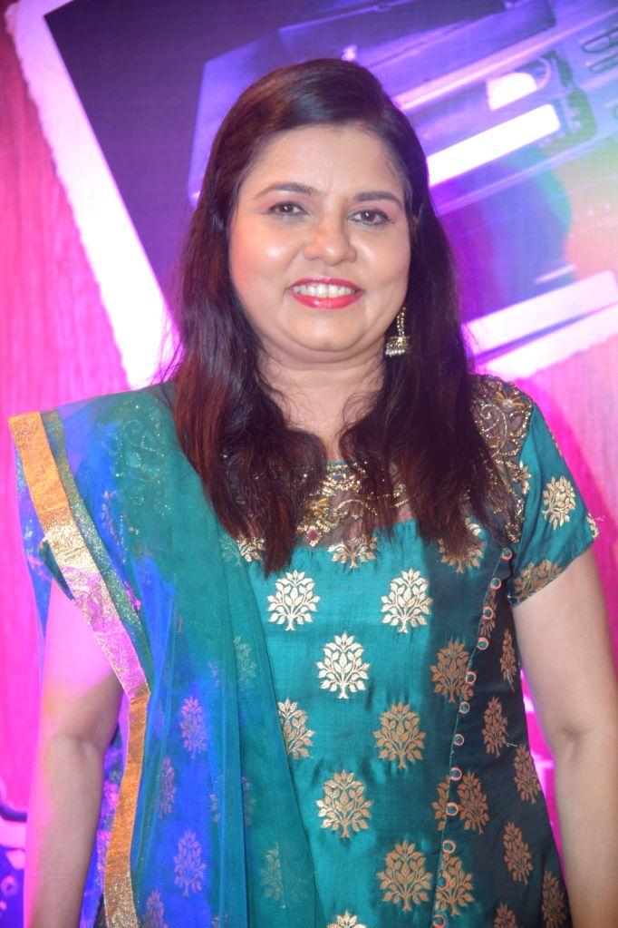 Singer Sadhana Sargam