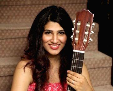 Singer Shashaa Tirupati.