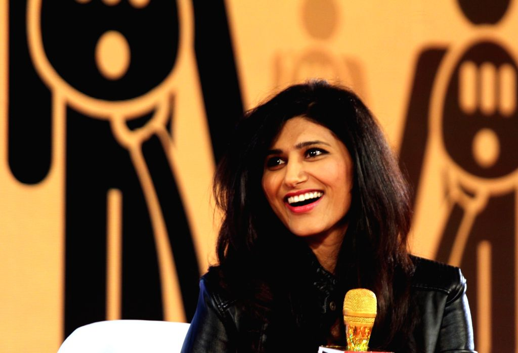 Singer Shashaa Tirupati. (File Photo: IANS)