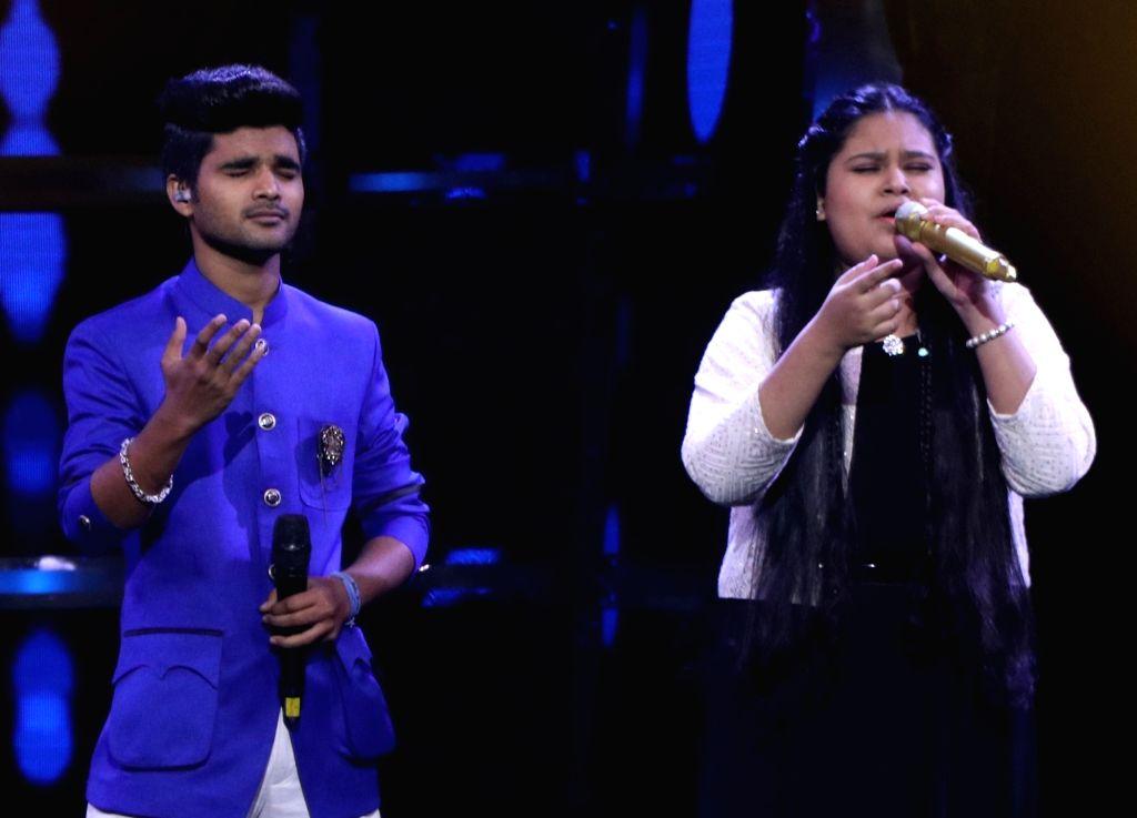 Singer Sneha Shankar with captain Salman Ali. - Salman Ali