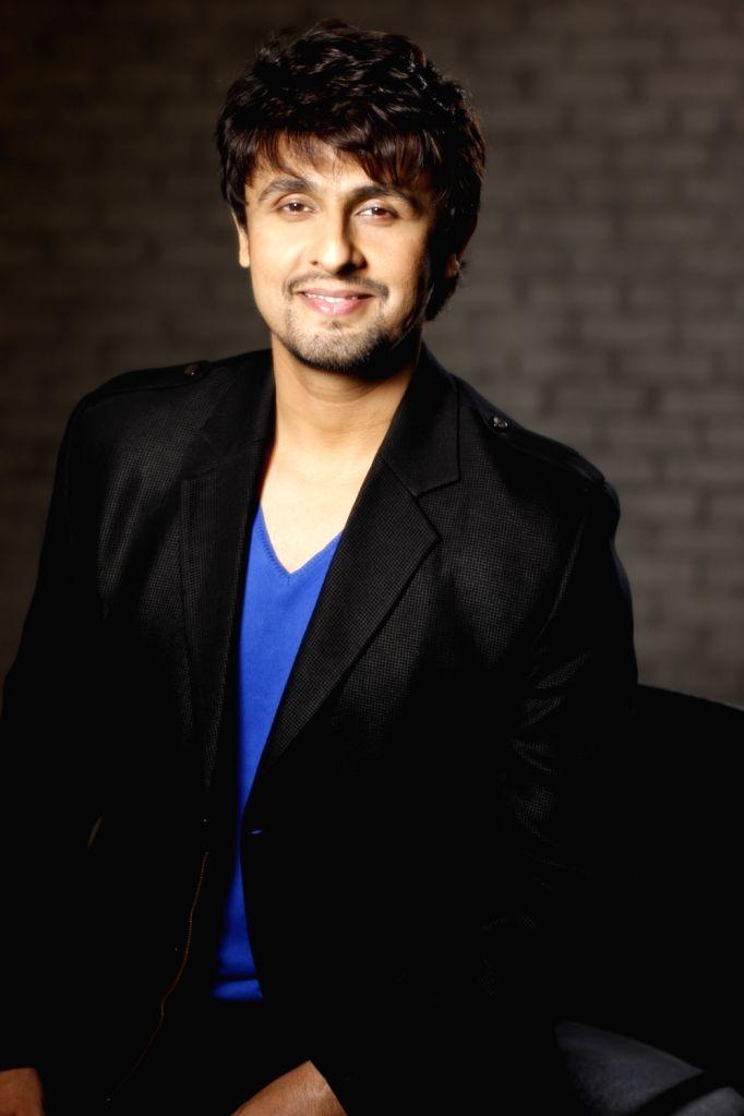 :Singer Sonu Nigam.