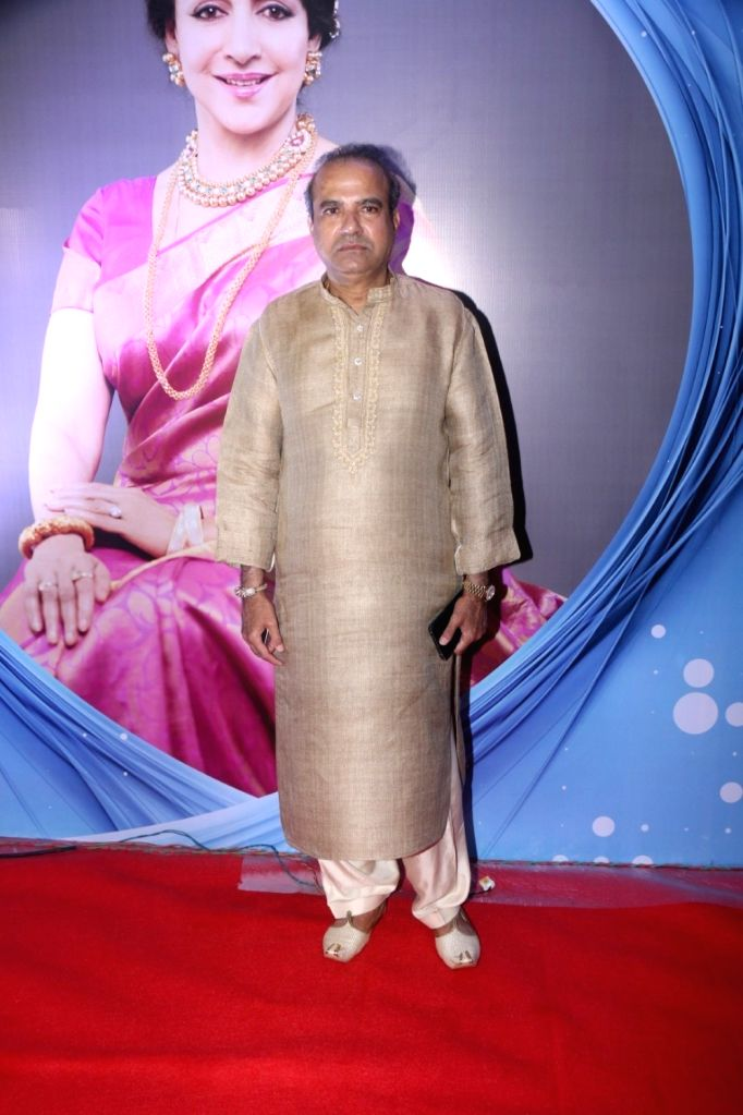 "Singer Suresh Ishwar Wadkar during the ""SYNERGY 2017"" an International Cultural Dance Festival in Mumbai on Sept 8, 2017."