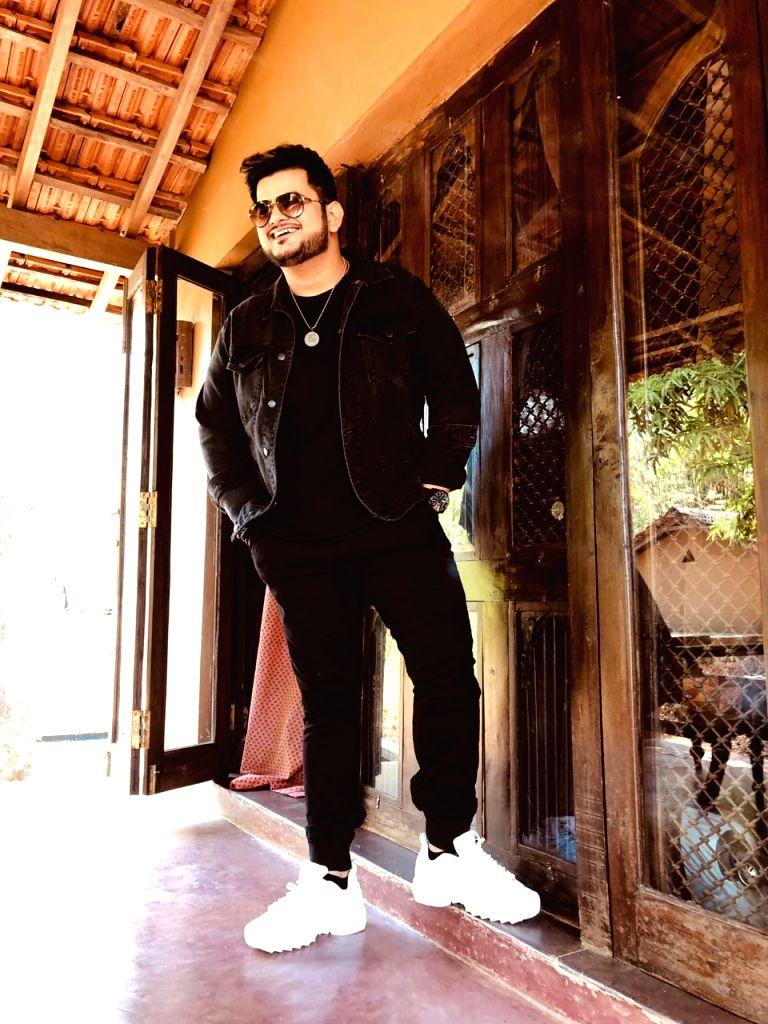 Singer Vishal Mishra. - Vishal Mishra