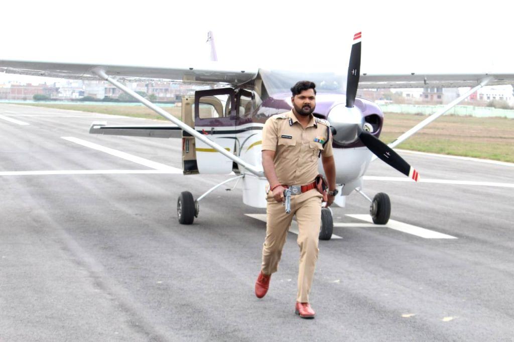 Singham' avatar of 'Desi Star' Samar Singh, liked by the audience. - Samar Singh