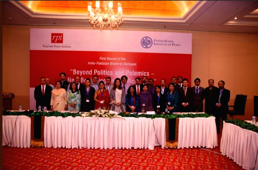 Six members from India, including civil society activists, journalists and members of policy institutes, attended the 'India-Pakistan Track-II Bilateral Dialogue' held in Islamabad on July 12-13.