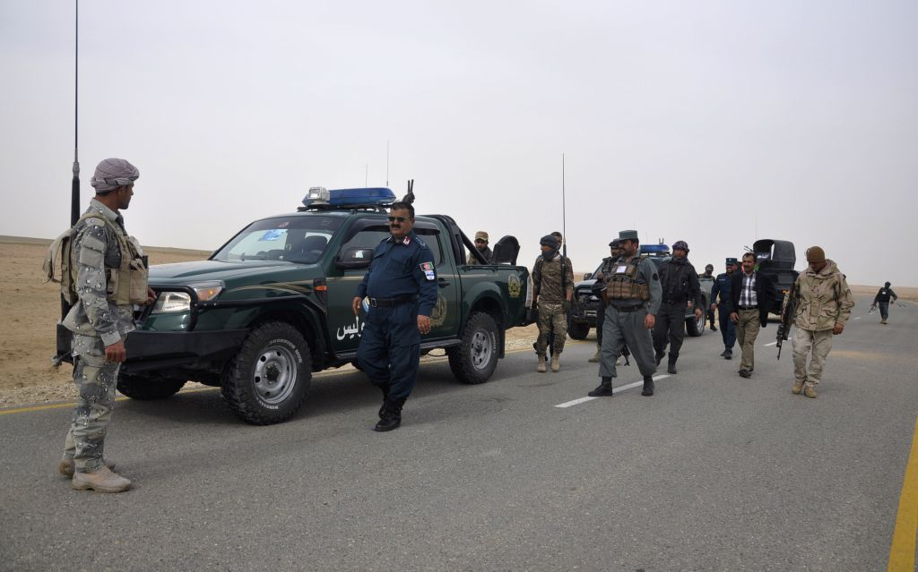 Six Taliban militants killed in Afghanistan