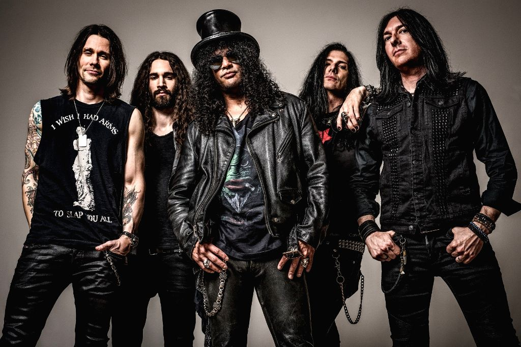Slash ft miles kennedy and the conspirators