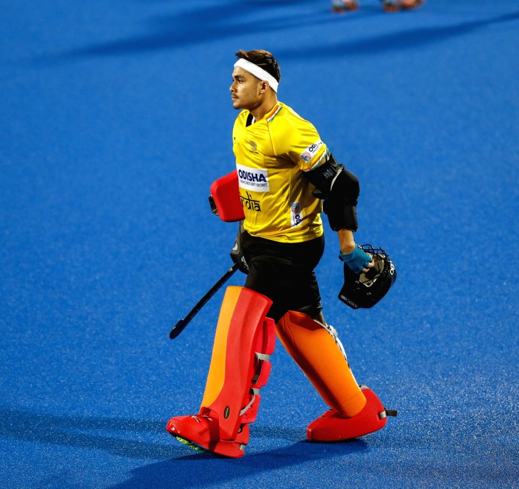 So much to learn from Sreejesh: Hockey keeper Pathak.