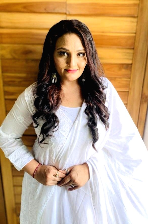 Social media has changed the TV space: Urvashi Upadhyay. - Urvashi Upadhyay