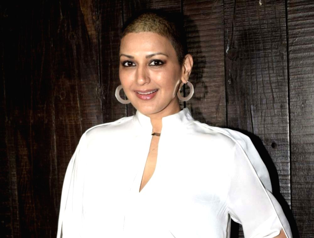 Sonali Bendre. (File Photo: IANS)