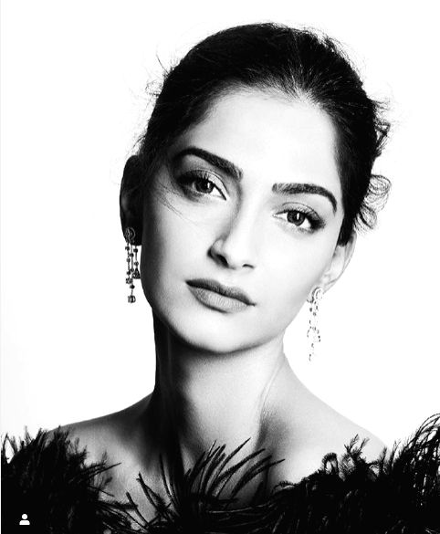 Sonam at the 'crossroads to journey of fulfilment'.