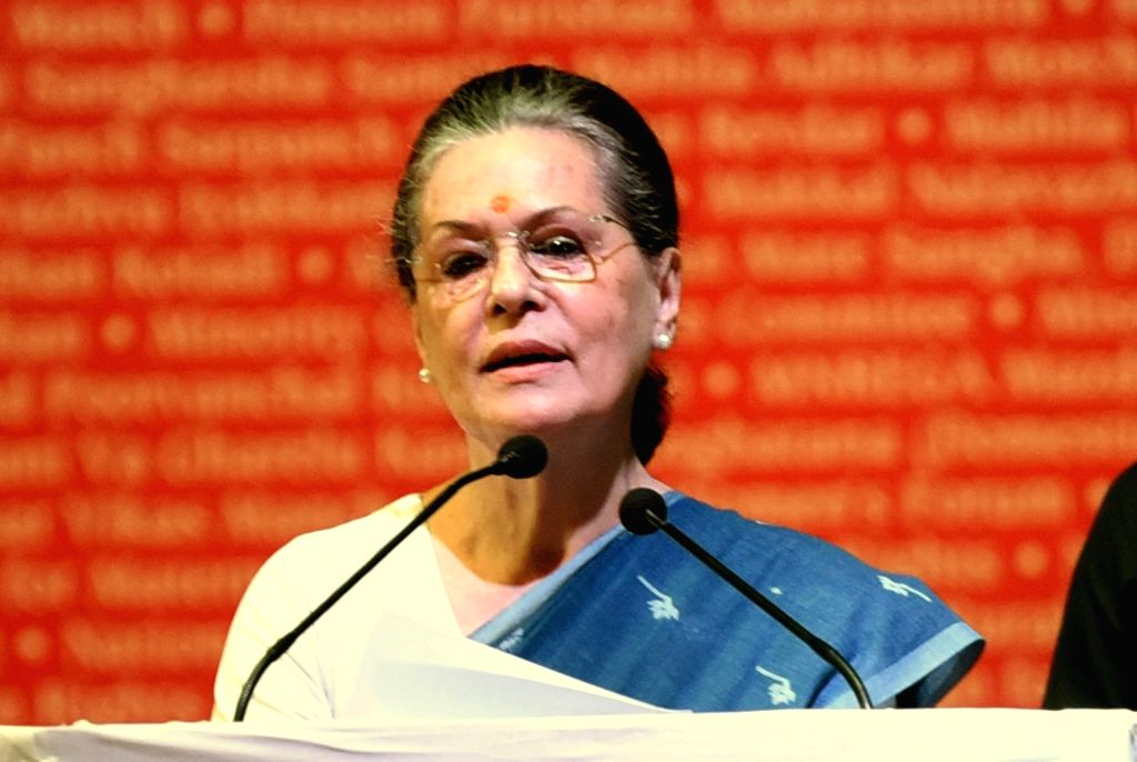 Sonia Gandhi. (File Photo: IANS) - Sonia Gandhi