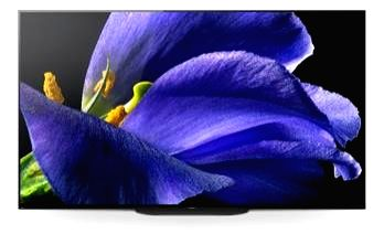 Sony A9G BRAVIA OLED television.