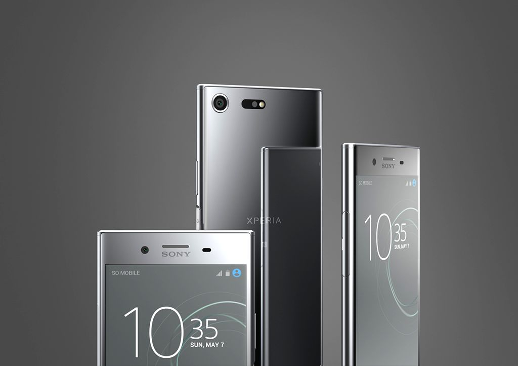 Sony India on Thursday launched Xperia XZ Premium -- the world\'s first smartphone with 4K HDR display and super-fast download speeds with Gigabit-class LTE connectivity for Rs 59,990. (Photo: Sony ...