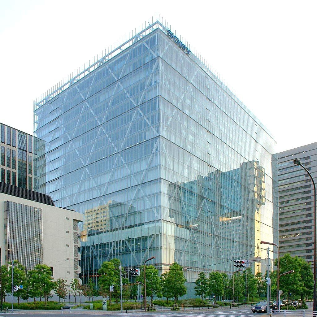 Sony.(photo:wikipedia.org)