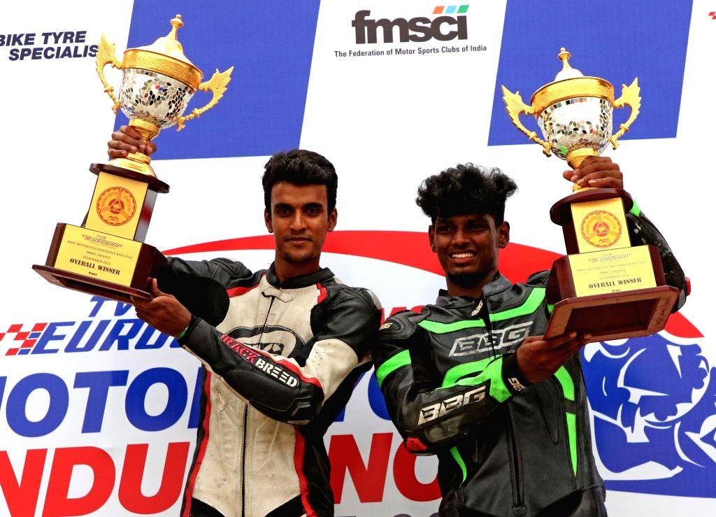 Soorya, Navneeth win motorcycle endurance title