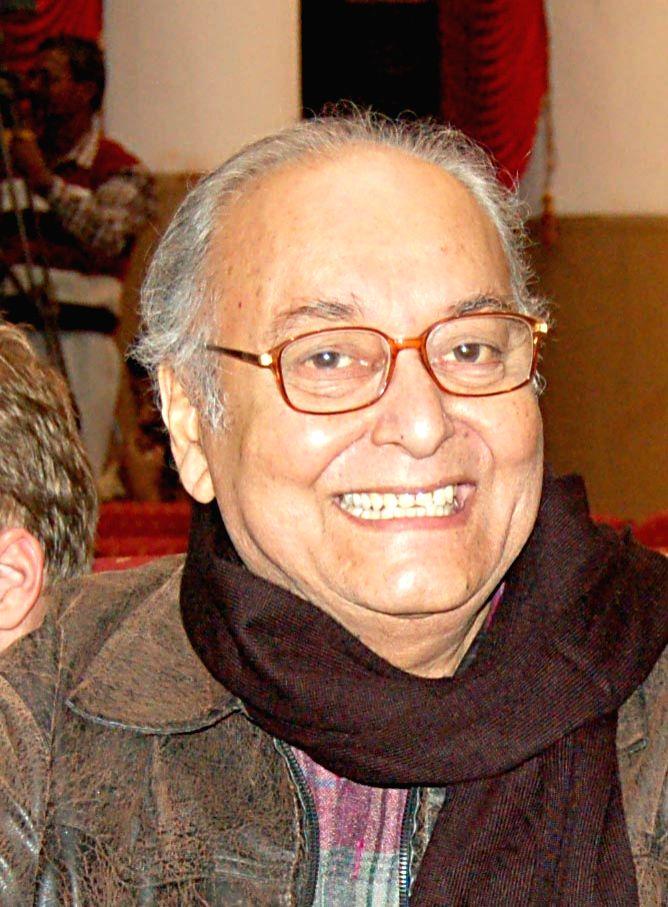 Soumitra Chatterjee - Soumitra Chatterjee