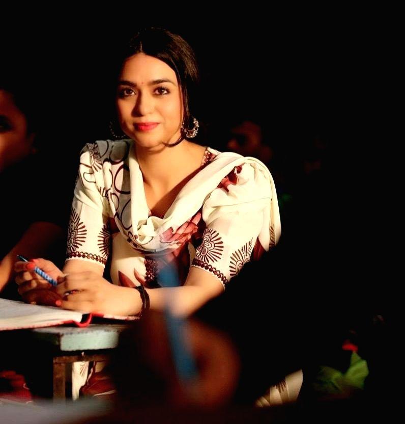 Soundarya Sharma gears up for Raktanchal 2. - Soundarya Sharma
