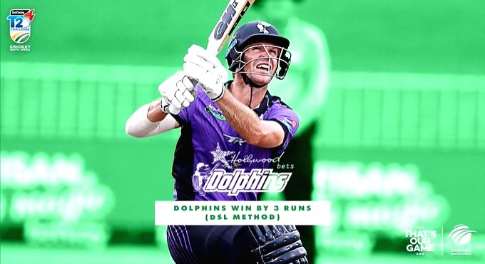 South Africa T20 Challenge: Erwee, Petersen give Dolphins 3rd win