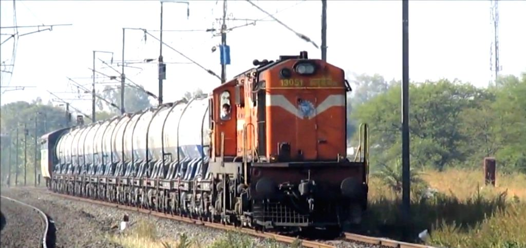 South Central Railway zone ships 3 Crore litres milk from AP