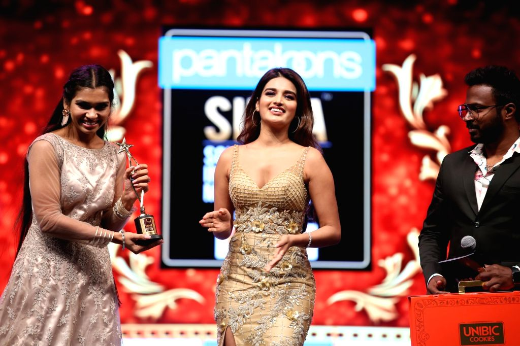 South Indian International Movie Awards (SIIMA) in Doha.
