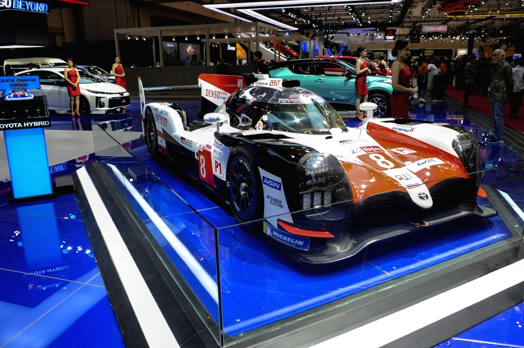 SOUTH TANGERANG, July 18, 2019 - People visit the Gaikindo Indonesia International Auto Show (GIIAS) in South Tangerang, Indonesia on July 18, 2019. Some 20 local and foreign carmakers participate in ...