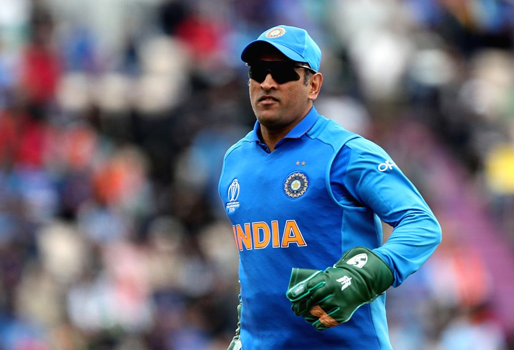 Southampton:  India's opening game in the ongoing World Cup saw former skipper M.S. Dhoni once again profess his love for the security forces after he was spotted with regimental dagger insignia of the Indian Para Special Forces on his wicket-keeping - Surjeet Yadav