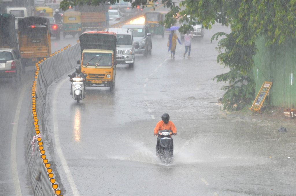 Southwest monsoon covers entire Karnataka