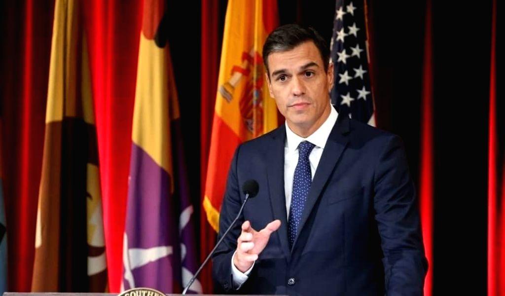 Spanish prime minister Pedro Sanchez - Pedro Sanchez