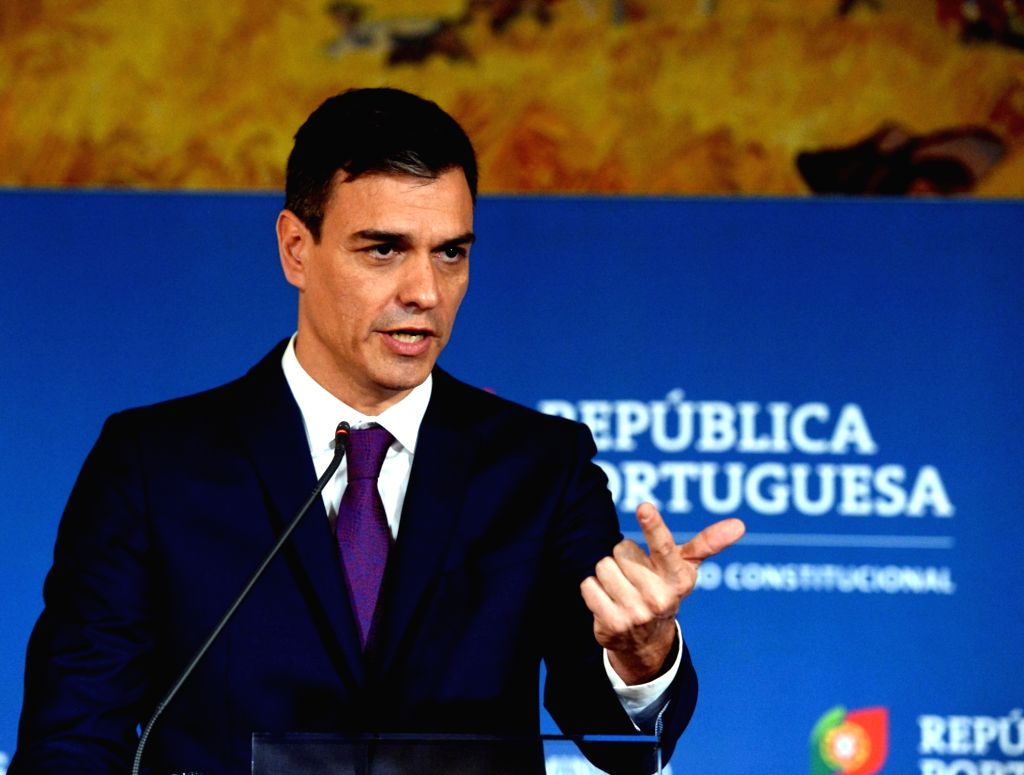 Spanish Prime Minister Pedro Sanchez. (Xinhua/Zhang Liyun/IANS) - Pedro Sanchez
