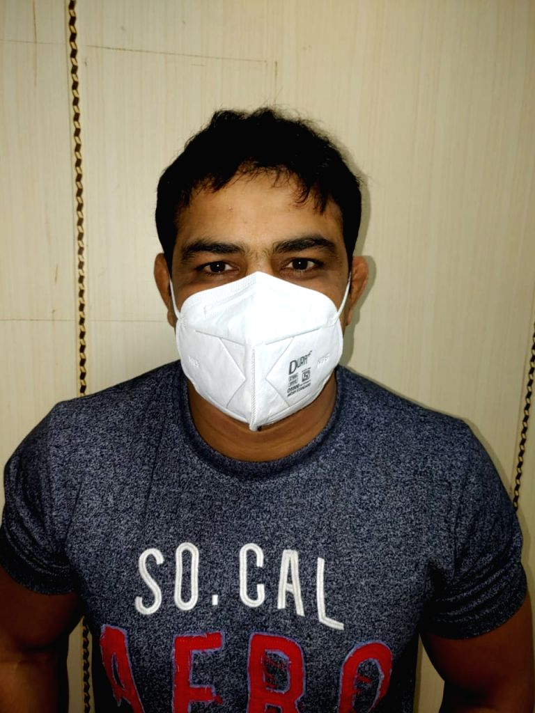 Special cell arrested Sushil Kumar with Ajay Today morning. - Sushil Kumar