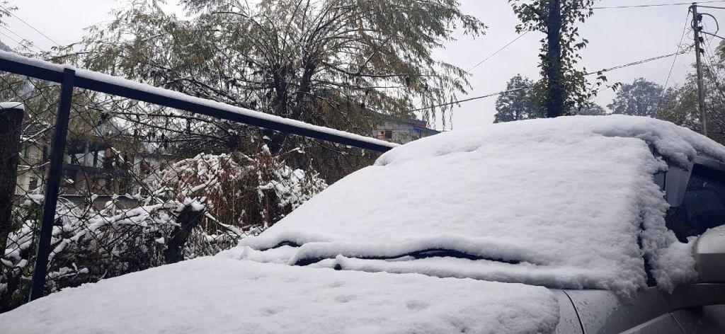 Spiti Valley in Himachal Pradesh.