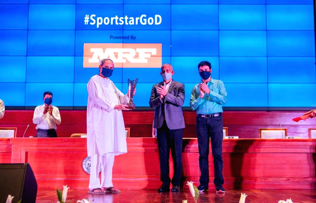 Sportstar honours Odisha with Decade's best state for promotion of sports