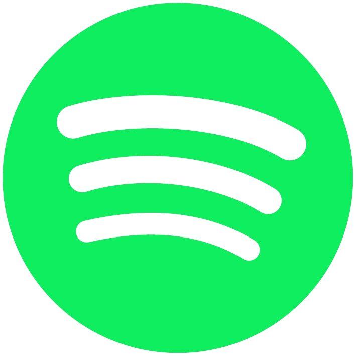 Spotify icon.