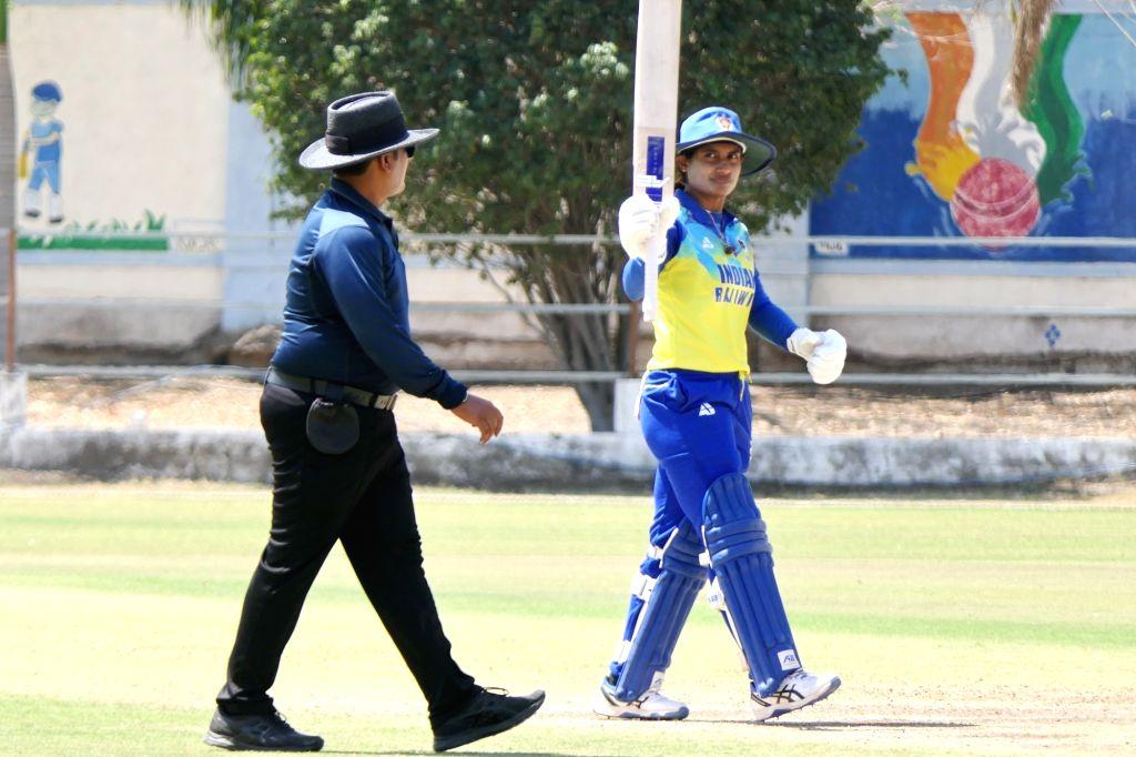 Sr Women's One Day cricket: Jharkhand, Railways in semis