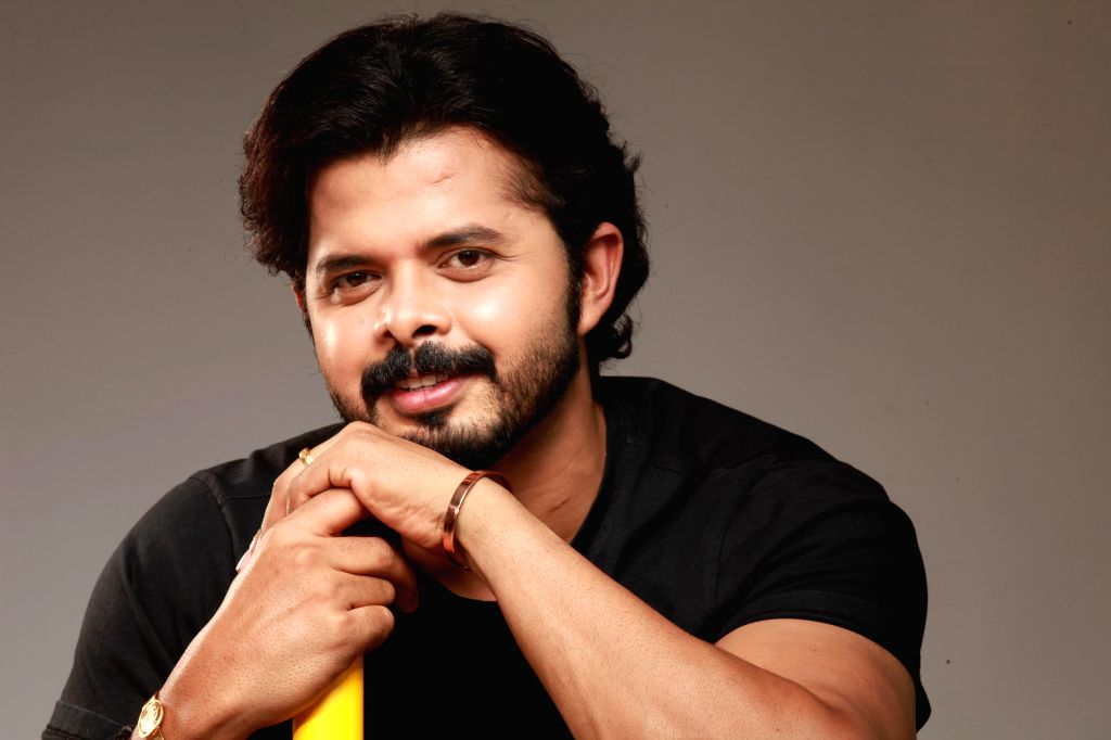 Sreesanth. (Photo: IANS)
