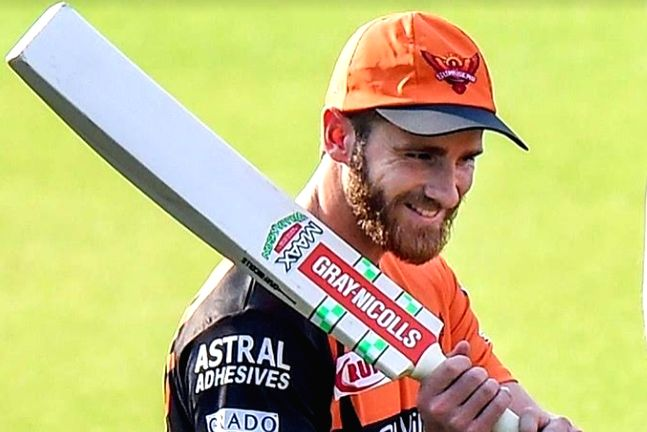 SRH could get Kane Williamson boost very soon. ( Credit : BCCI/IPL)