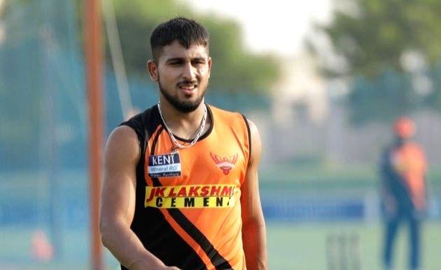 SRH's Umran Malik bowls fastest ball by an Indian pacer in IPL 2021 - Malik