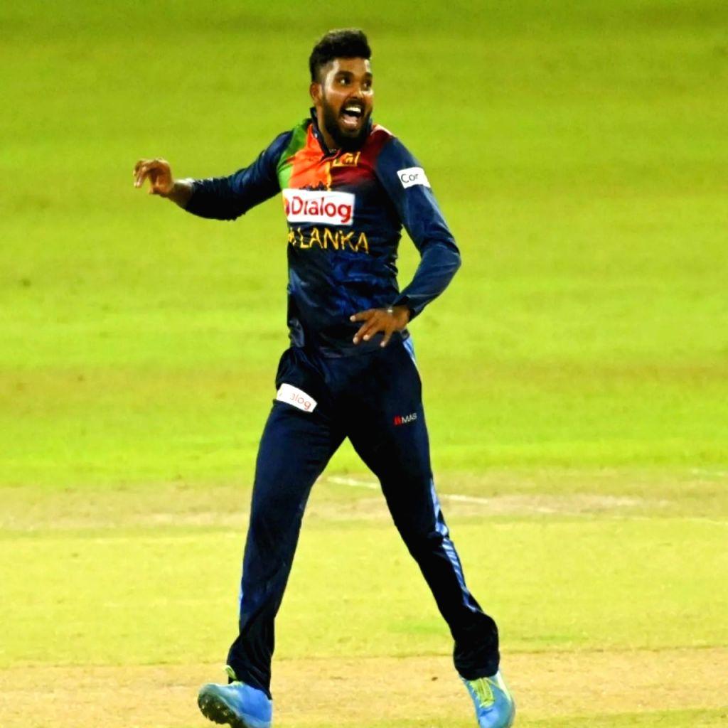 Sri Lanka's Hasaranga retained by Deccan Gladiators for Abu Dhabi T10.