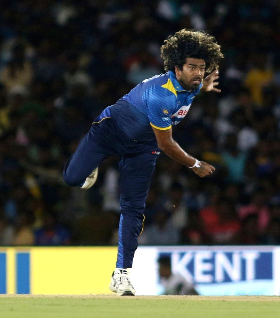 Sri Lankan cricketer Lasith Malinga.(File Photo: IANS)