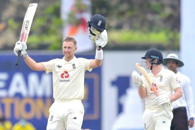 Sri Lankan openers Kusal Perera and Lahiru Thirimanne led a fightback from the hosts with a 101-run partnership after England captain Joe Root's double hundred powered them to a score of 421 on Day 3 of the first Test. At stumps, Sri Lanka were 156/2 - Joe Roo