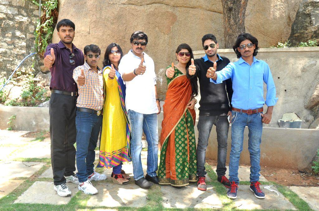 Sri Maheswari Parameswara Creations New Movie Opening.