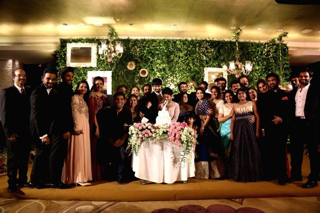 Srija Wedding Reception.